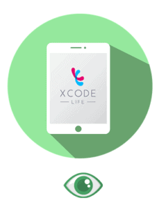 view xcode report on your dna